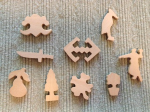 See if you can find these pieces in the photo of the finished puzzle.