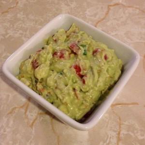 Guacamole Skinny-Dip
